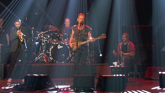 Bataclan, Sting canta un anno dopo le stragi. VIDEO