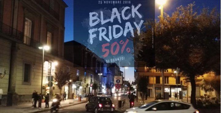 Black friday, sconti al 50% in molti negozi di Giugliano. Ecco quali