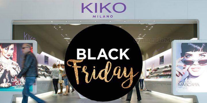 Black Friday 2016 da Kiko, Zara, Sephora, Zalando e H&M. Sconti e offerte