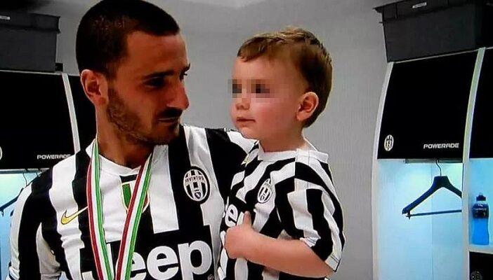 """Bonucci alla Domenica Sportiva si commuove: """"Ecco come sta Matteo"""". VIDEO"""