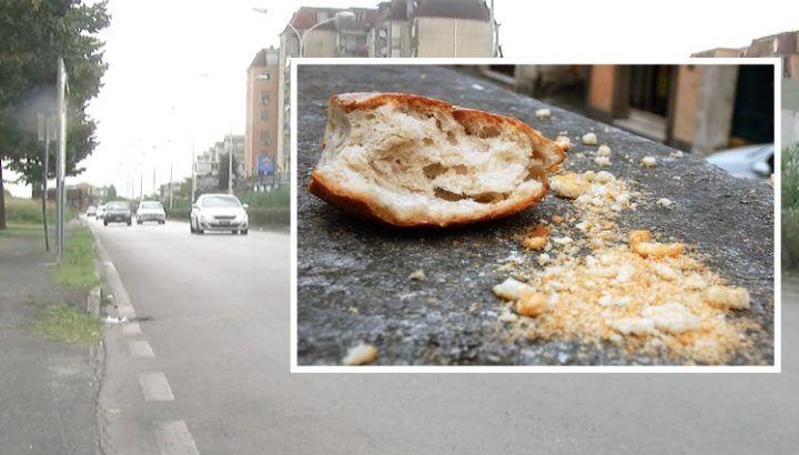 Giugliano, lite condominiale per le briciole di pane