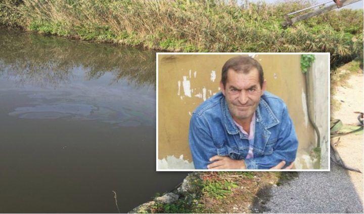 Ritrovato morto a Mondragone nel fiume, il decesso di Bruno Maisto diventa un giallo
