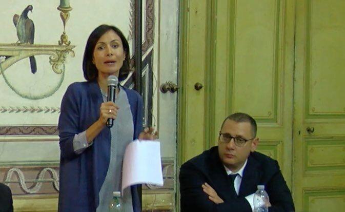 Giugliano, Mara Carfagna per il NO al referendum