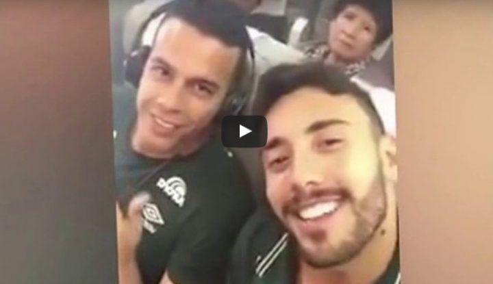 Chapecoense real, il video prima dell'incidente aereo su Snapchat. VIDEO