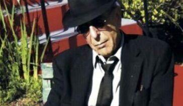 Lutto nel mondo della musica: muore Cohen, autore di brani storici