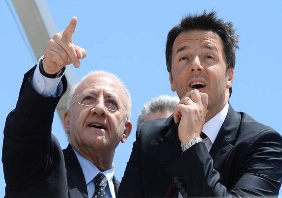 Caso Bindi, Renzi ammonisce De Luca. Ecco cosa ha detto