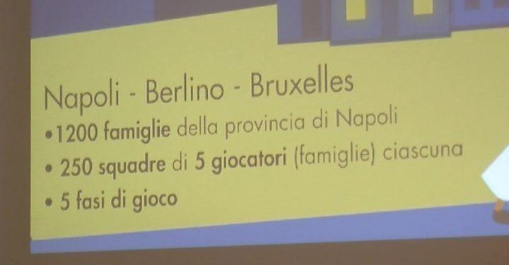 """Presentato """"Domino"""", la sfida tra famiglie e città europee sul risparmio energetico"""