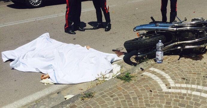 Barra, incidente in via Repubblica delle Marinare. Muore motociclista