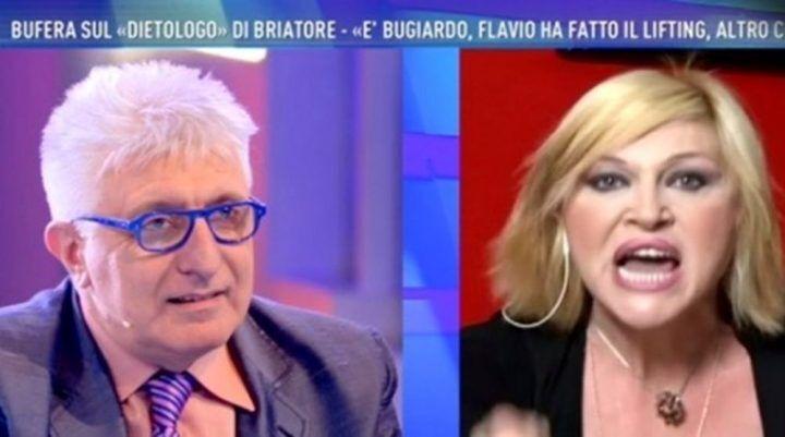 Dieta Lemme rissa sfiorata con Nadia Rinaldi da Barbara D'Urso