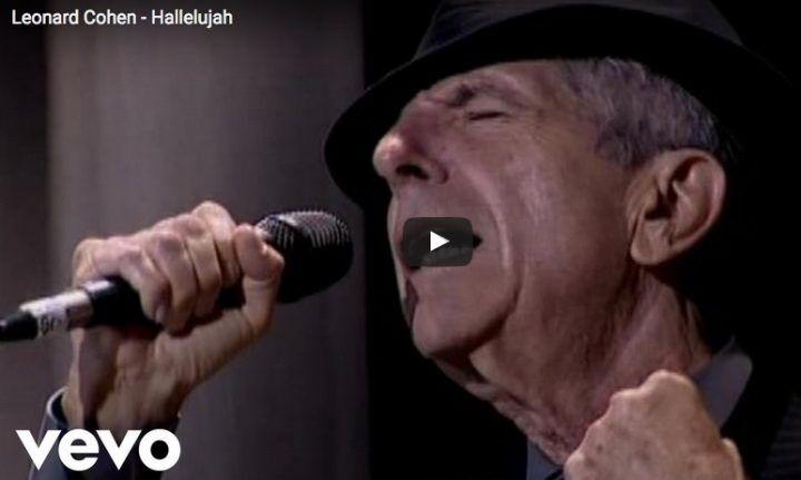 Leonard Cohen, da Suzanne ad Hallelujah e Master Song. Le sue canzoni