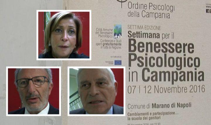 Marano, settimana del Benessere psicologico: incontro all'istituto Carlo Levi