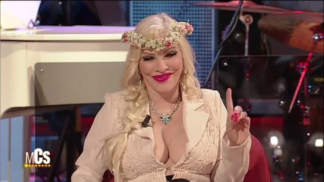 """Cicciolina da Costanzo, Ilona Stailer racconta: """"Mio figlio Ludwig rapito"""". VIDEO"""