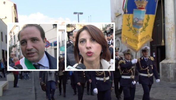 Giugliano. Giornata delle Forze Armate e dell'Unità Nazionale, celebrazione a Santa Sofia