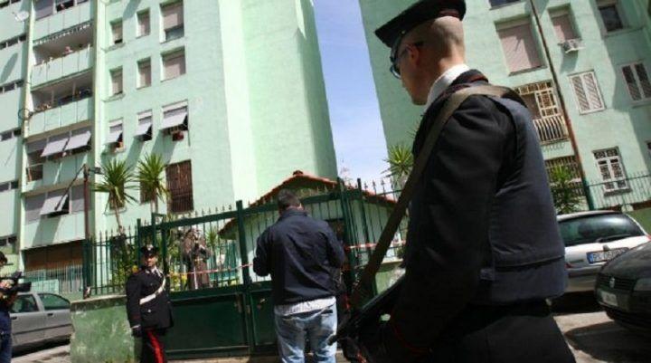 Caivano, Parco Verde, due arresti. Dimora di lusso con nascondiglio per gioielli