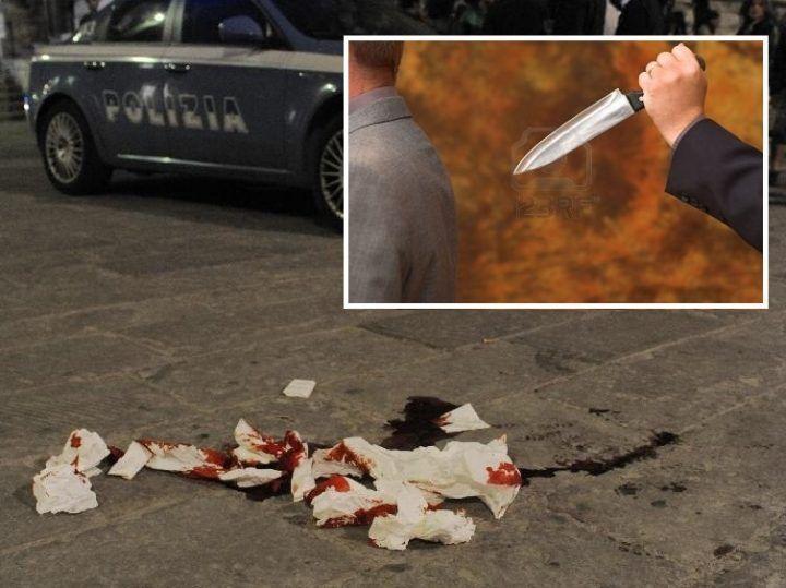 Choc a Napoli, uomo pugnalato alla schiena: arrestato 71enne