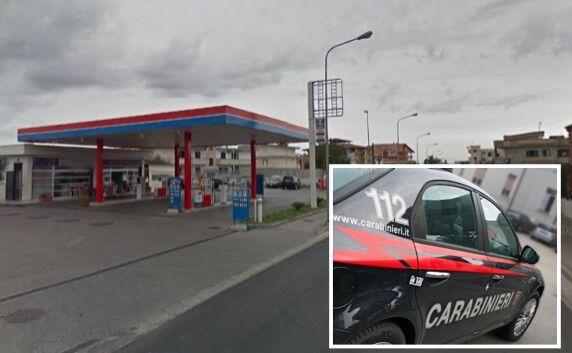Sant'Antimo. Rapina ad un noto distributore di carburanti, in manette 35enne di Miano. NOME