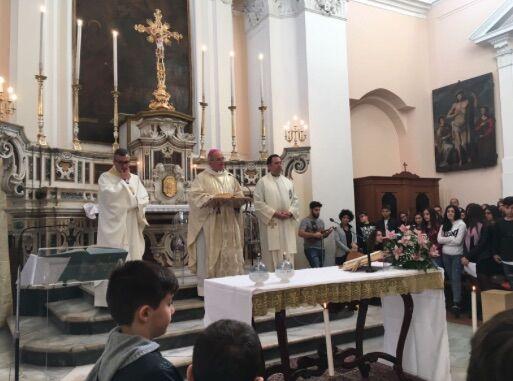 Giornata mondiale per le vittime della strada, ad Aversa celebrazione col vescovo Spinillo