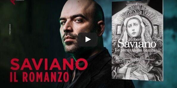 La Paranza dei bambini, Saviano torna con un nuovo libro: costo, trama e booktrailer. VIDEO