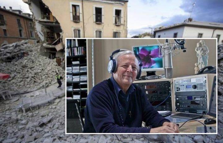 """Radio Maria: """"Terremoto centro Italia è un castigo del Signore"""""""