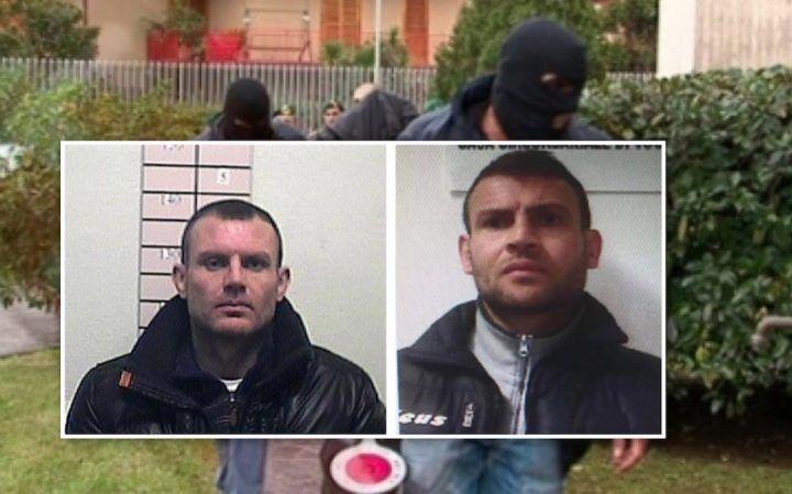 Torre Annunziata, asse della droga con la 'Ndrangheta. Otto arresti nel clan Tamarisco