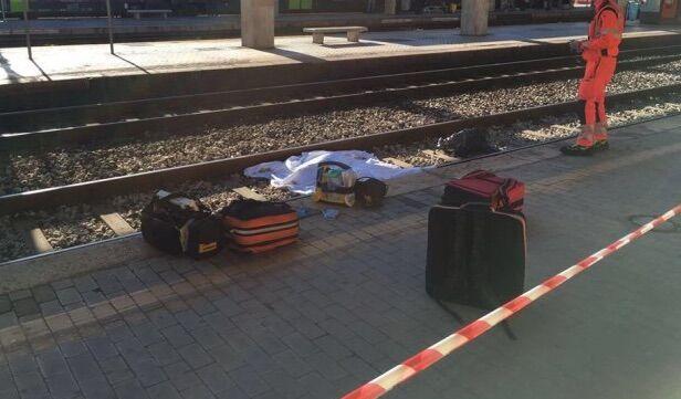 San Cipriano, 17enne travolta e uccisa da un treno