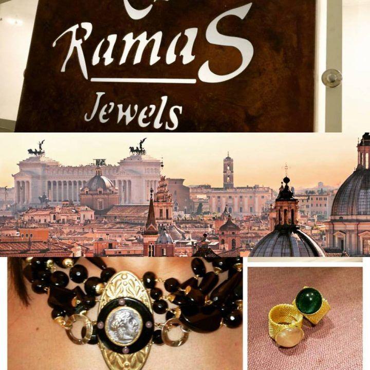 I preziosi di Ramas conquistano la capitale
