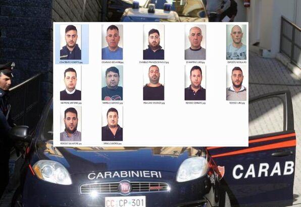 Estorsioni e usura, blitz nel Salernitano: 16 arresti. Ecco come 3 clan si erano divisi il territorio