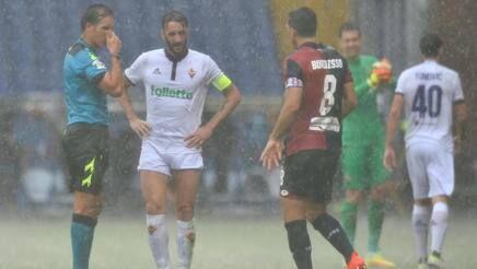 Genoa-Fiorentina il recupero: ecco orario, data e pronostico