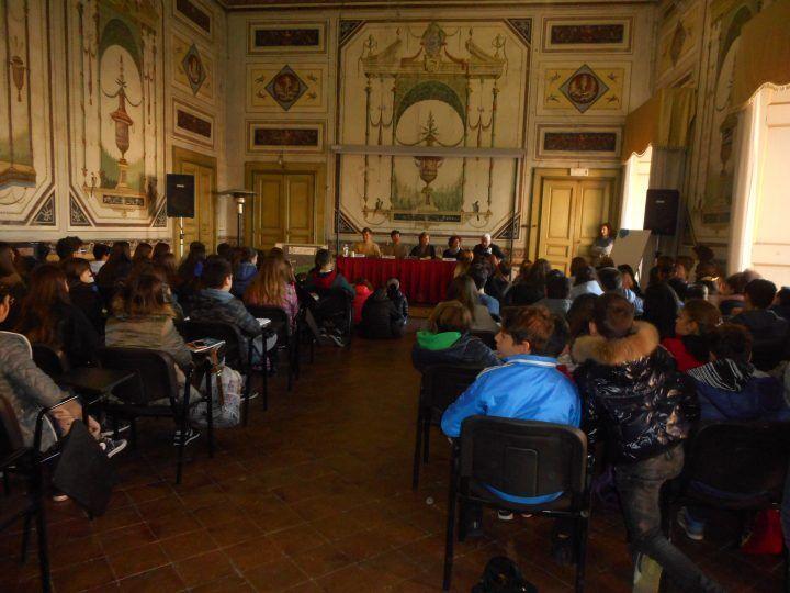 Premio Letteratura per ragazzi all'Associazione Minerva, riunite le scuole medie di Giugliano e Villaricca