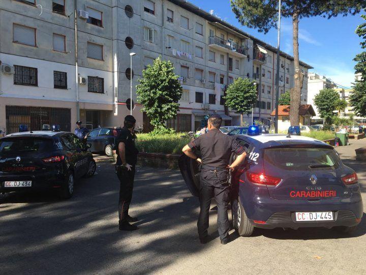 Area nord, operazione dei carabinieri di Giugliano: arresti e denunce. I NOMI