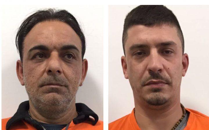 Si fingevano corrieri, arrestati 2 truffatori
