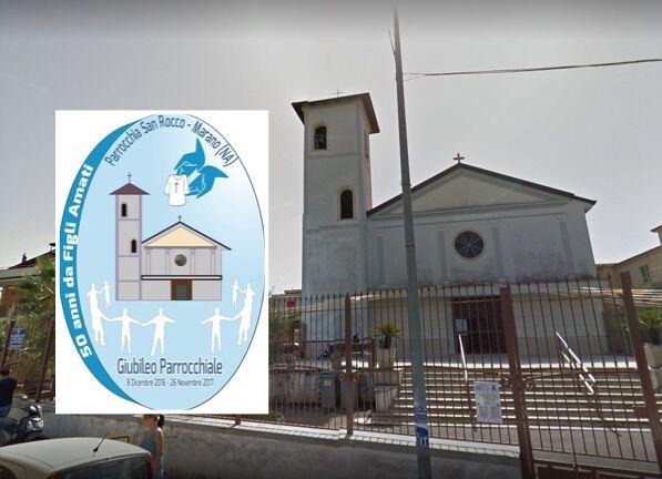 Marano, festa alla parrocchia di San Rocco per i 50 anni