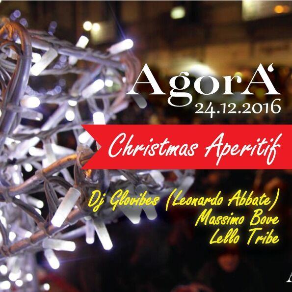 Aperitivo della vigilia all'Agorà, domani diretta con Tele Club Italia