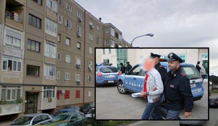 Afragola, blitz a Salicelle. Arrestati due spacciatori: parenti in rivolta