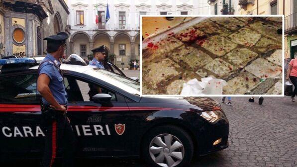 Napoli, difende la fidanzata: 24enne pestato a sangue