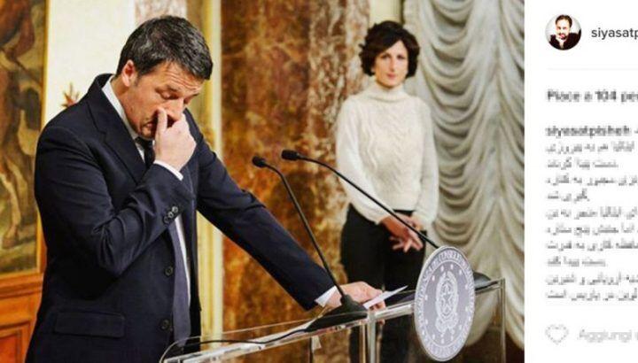 Agnese Landini, la moglie di Renzi si commuove dopo la vittoria del no