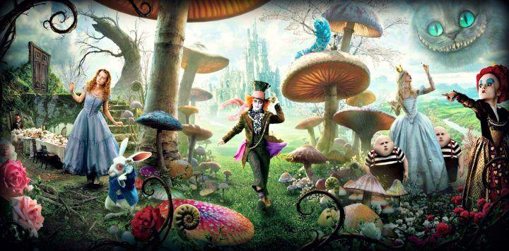 Alice in Wonderland, film su Rai3 con Johnny Depp. Trama, cast, wikipedia
