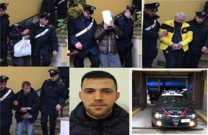 Blitz contro lo spaccio: cinque arresti tra Afragola, Casoria e Acerra