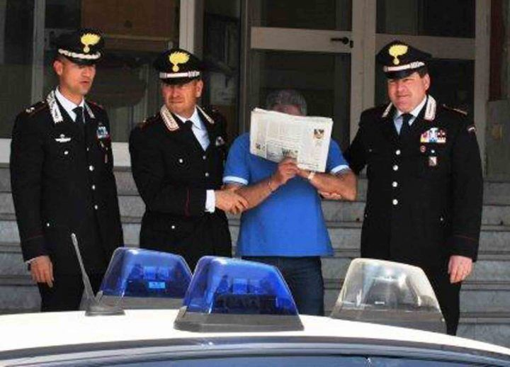 Sant'Antimo, due arrestati per furto aggravato