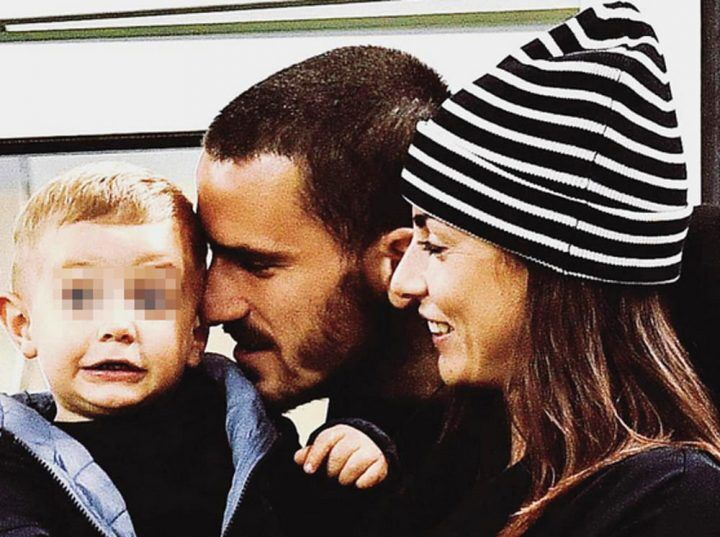 """Bonucci, la malattia del figlio Matteo: """"Volevo lasciare il calcio"""""""