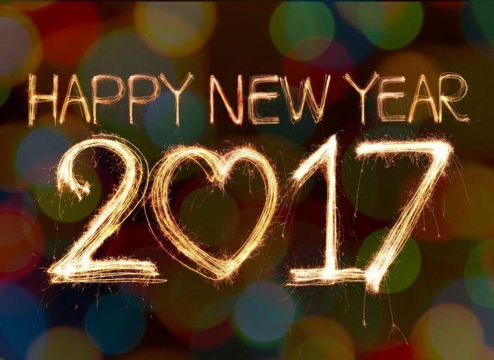 Buon capodanno 2017: auguri buon anno, frasi divertenti, immagini, GIF