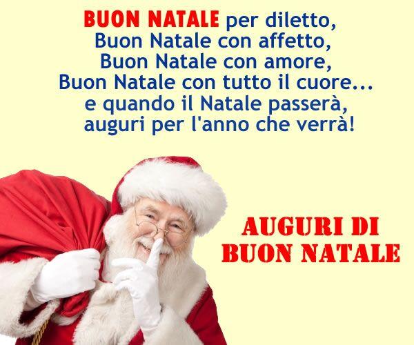 Famoso Auguri di buon Natale: frasi per amici, genitori, fidanzati  MD15