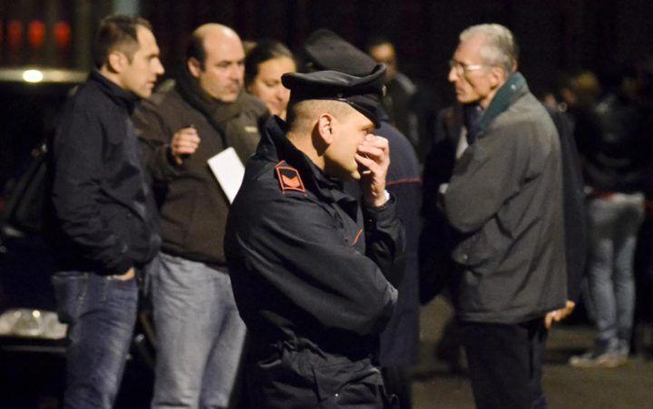Battipaglia, carabiniere Giuseppe Granata suicida davanti alla caserma