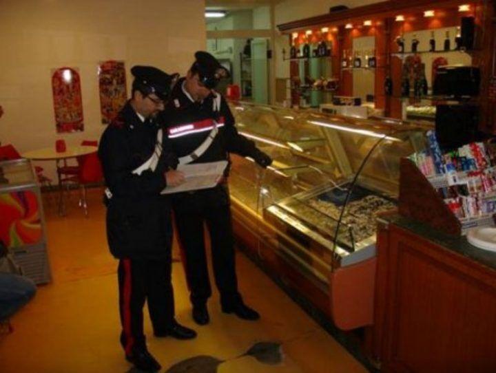 Giugliano/Villaricca, controlli dei carabinieri in bar e ristoranti