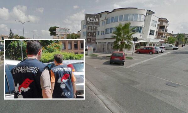 """Villaricca, controlli dei carabinieri: sanzioni per il bar Myia"""""""