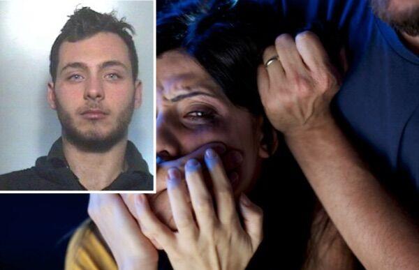 Choc nel Casertano, le sequestrava in casa e le violentava: arrestato 23enne