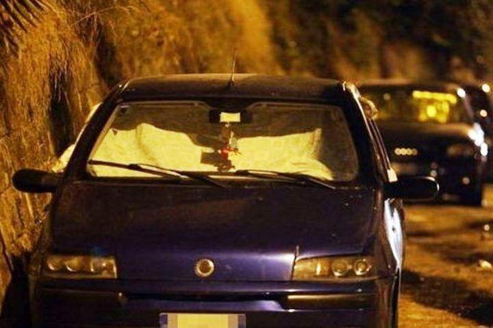 San Leucio, si appartano per fare sesso: vengono rapinati