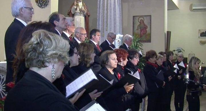 """Giugliano Città Natale, alla San Pio X concerto del coro polifonico """"Armonia"""""""