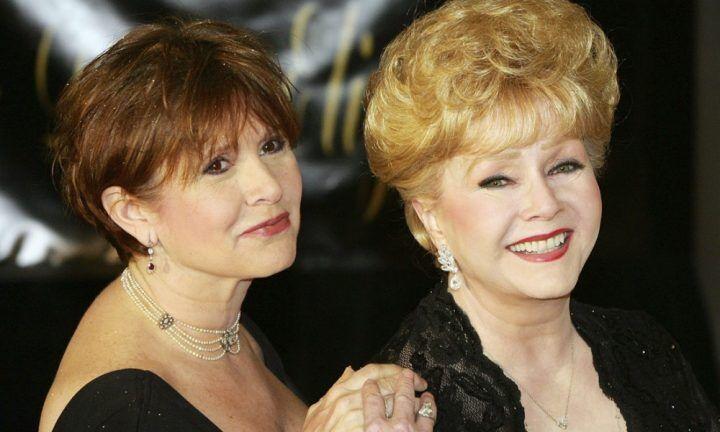 Morta Debbie Reynolds, mamma di Carrie Fisher. Foto, età e info wikipedia