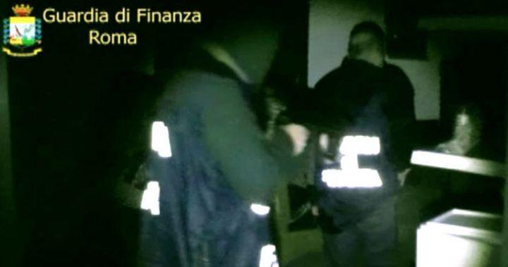Casalesi, sale slot: sequestrato il tesoro da 25milioni di euro